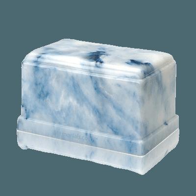 Olympus Sapphire Onyx Cremation Urn