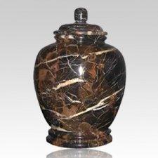Black Orchid Child Cremation Urns