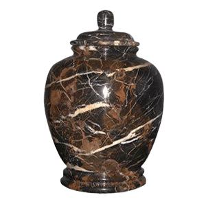 Black Orchid Child Cremation Urn
