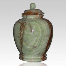 Green Onyx Child Cremation Urns