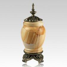 Teakwood Children & Infant Cremation Urns