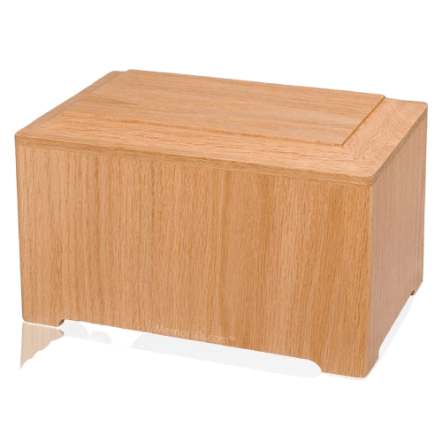 Marquis Oak Wood Urns