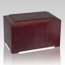 Marquis Rosewood Wood Urn II