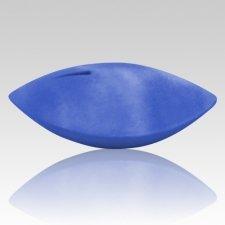 Memento Blue Biodegradable Urn