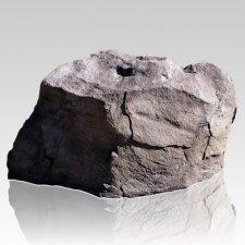 Serenity Memorial Boulder Rock