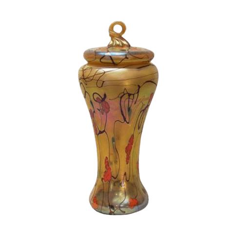 Poppy Loop Cremation Urn