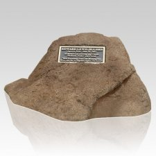 Eternity Pet Cremation Rock
