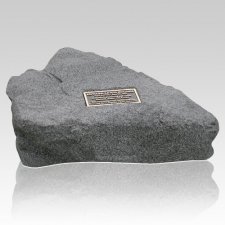 Angel Pet Memorial Rock