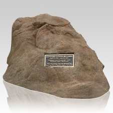 Forever Pet Cremation Rock