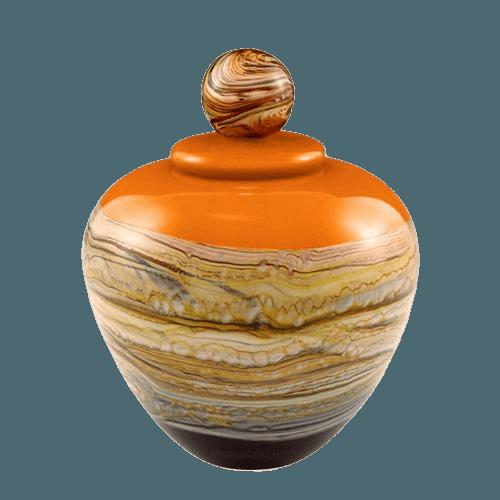 Memoriam Mandarin Medium Art Urn