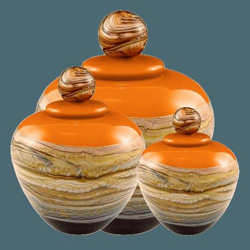 Memoriam Mandarin Art Cremation Urns