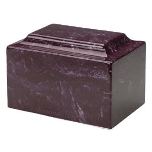 Merlot Marble Cremation Urns