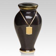 Midnight Cremation Urn