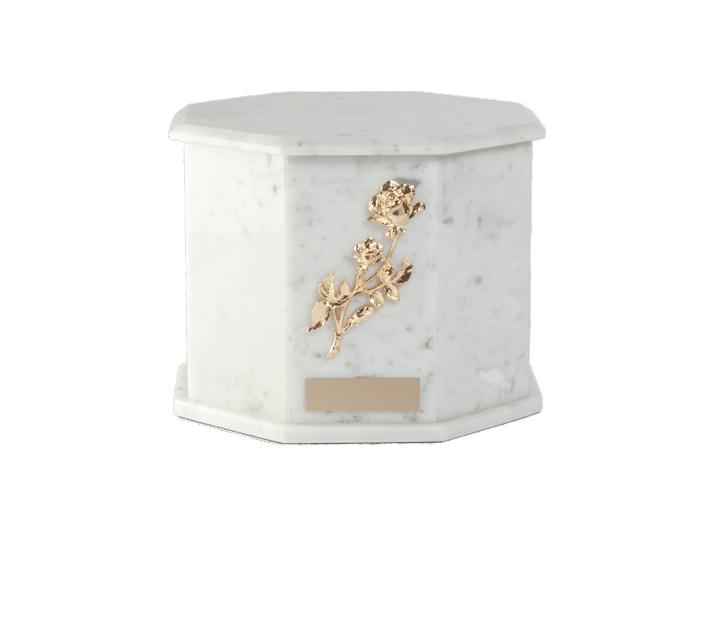Mila Carrara Cremation Urn