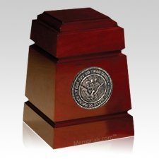 Monticello Navy Cremation Urn