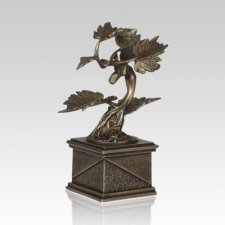 Tree of Life Child Cremation Urn