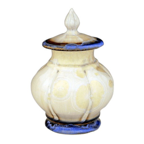 Moon Pet Porcelain Cremation Urn