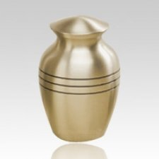 Gold Infant & Children Cremation Urns