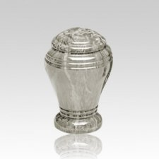 Mt Rainier Marble Cremation Urn II