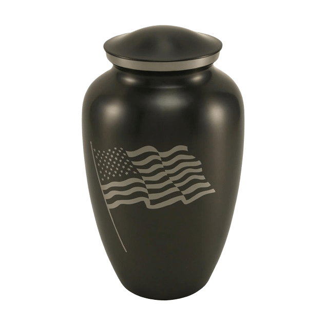 Noble Flag Cremation Urns