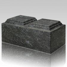 Nocturne Stone Companion Cremation Urn