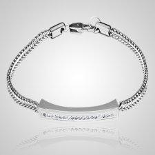 Stainless Steel Ash Bracelet