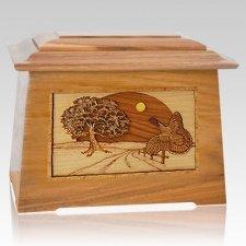 Turkey Oak Aristocrat Cremation Urn