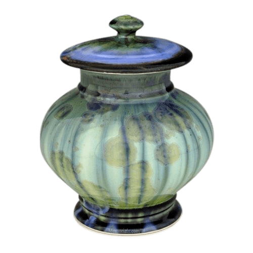 Ocean Pet Porcelain Cremation Urn