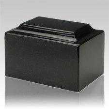 Orca Black Granite Cremation Urns
