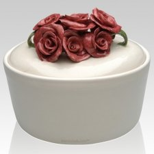 To My Love Ceramic Cremation Urn