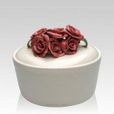 To My Love Keepsake Ceramic Cremation Urn