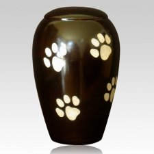 Poody Cremation Urn