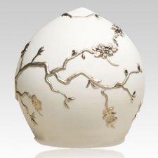 Parnaso Ceramic Cremation Urn