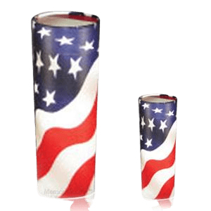 Patriot Scattering Biodegradable Urns