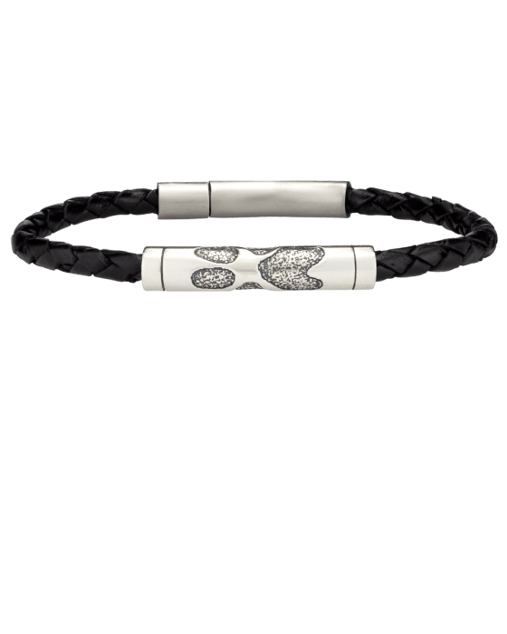 Pet Print Rod Leather Bracelets