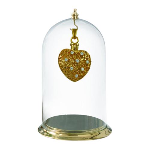 Brass Pendant Display Case