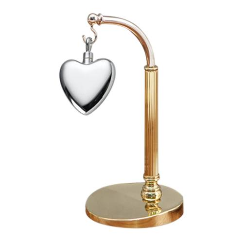 Gold Pendant Hanging Stand