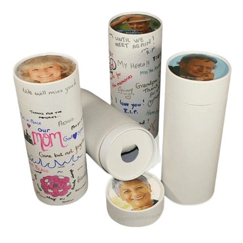 Personalized Scattering Mini Biodegradable Urn