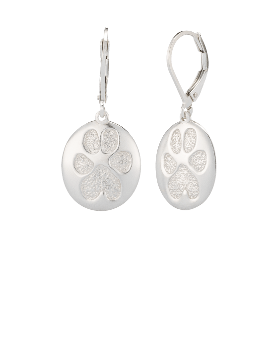 Pet Earrings Print Keepsakes
