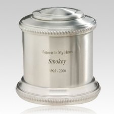 Columnade Pet Cremation Urn