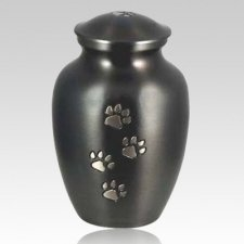 Paw Print Large Pet Cremation Urn