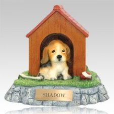 Dog House Cremation Urn
