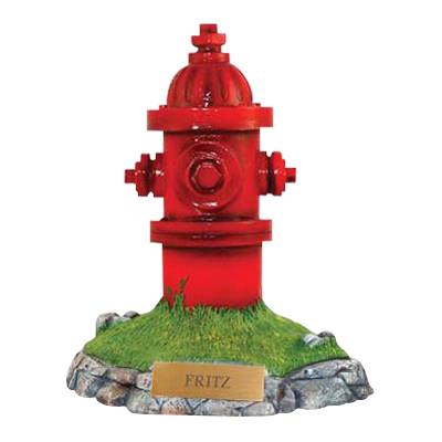 Fire Hydrant Cremation Urn