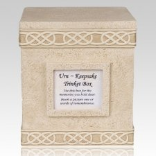 Tranquility Pet Cremation Urn