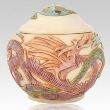 Mixed Magic Pet Cremation Urn