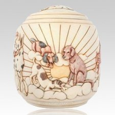 Good Day Sunshine Pet Cremation Urn
