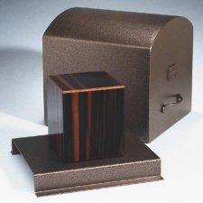Steel Pet Urn Vault