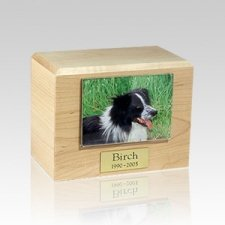 Maple Photo Small Pet Cremation Urn