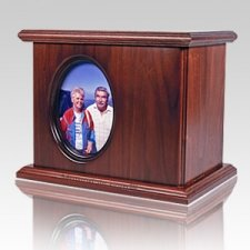 Picture Companion Cherry Cremation Urn