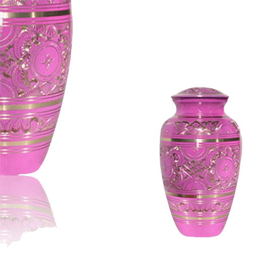 Pink Dream Keepsake Cremation Urn